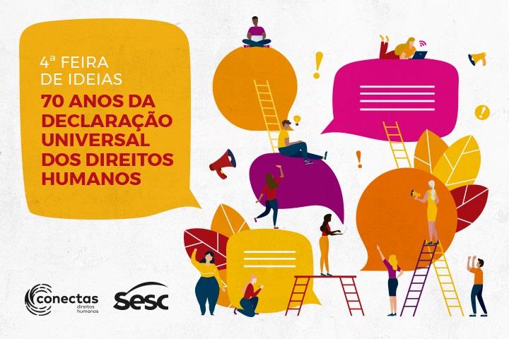 Foto: OBORÉ participa da 4ª Feira de Ideias neste domingo, 16