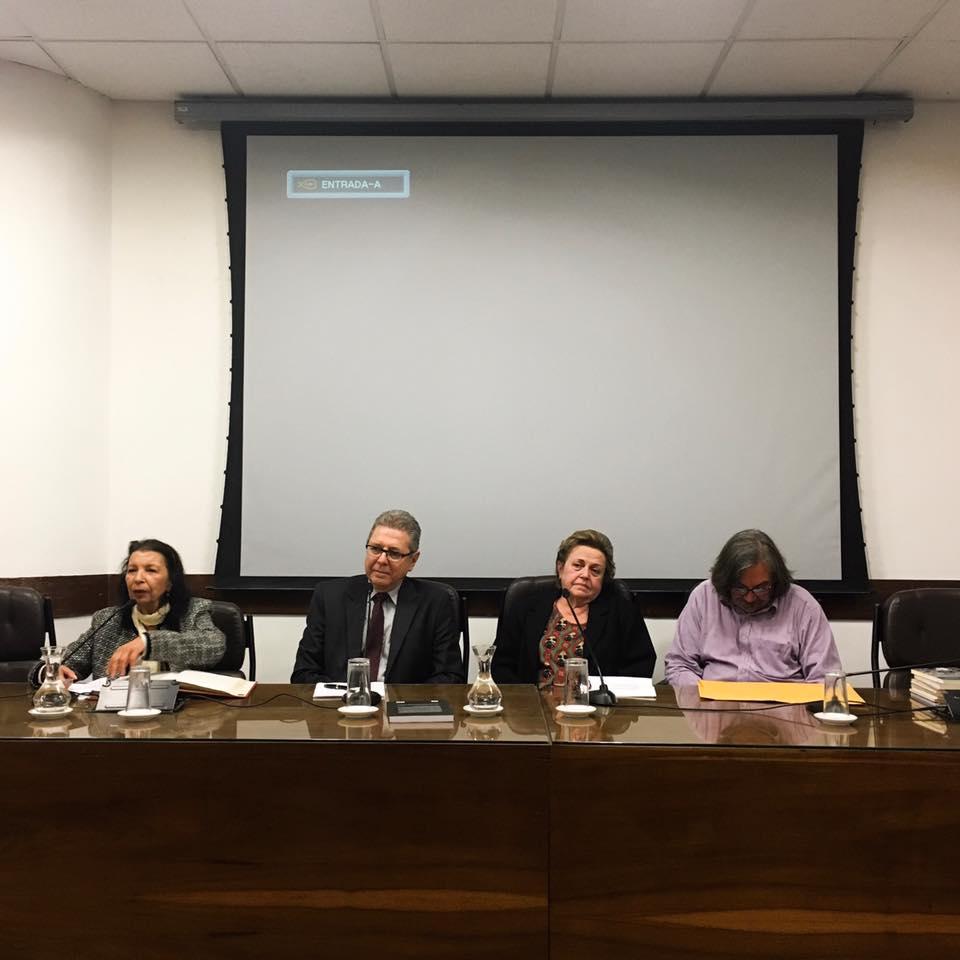 Foto: Sarau Literário reúne amigos e admiradores do cronista Lourenço Diaféria