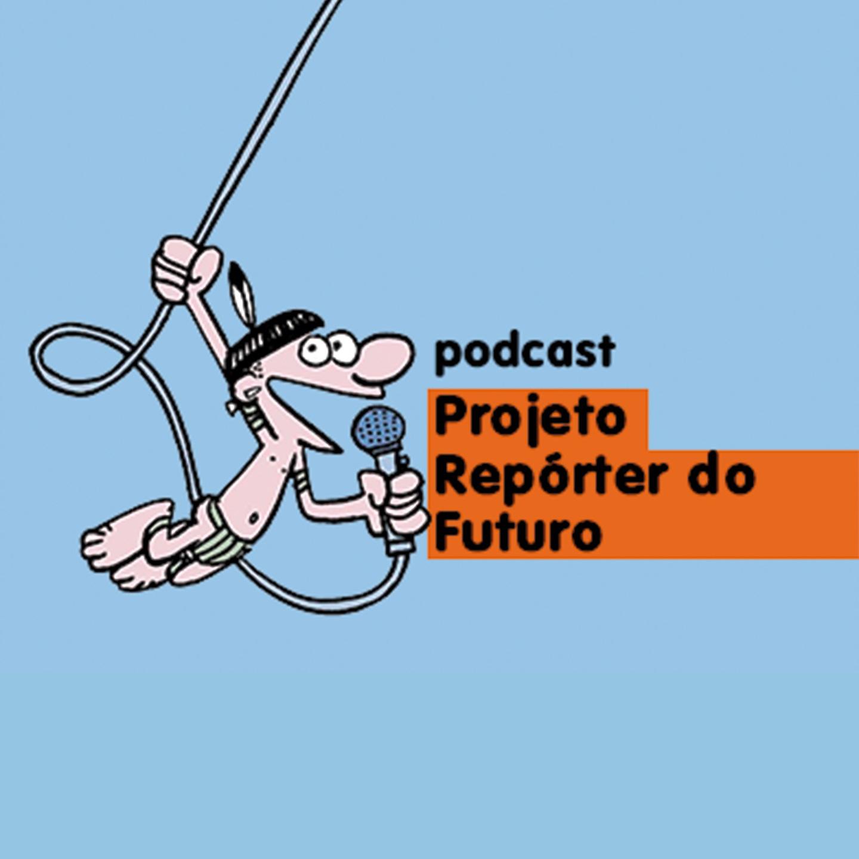 Foto: Projeto Repórter do Futuro lança podcast sobre Jornalismo e Direitos Humanos