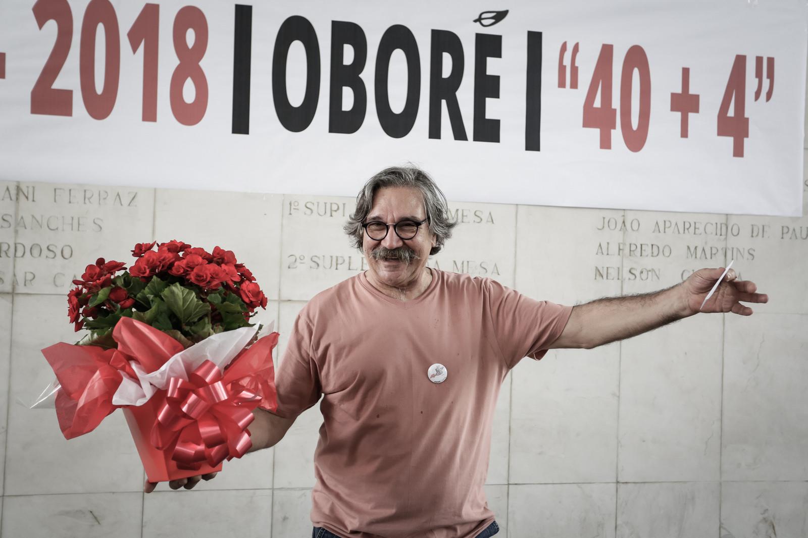 Foto: A OBORÉ em 2018