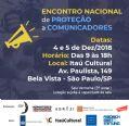 Foto: São Paulo recebe encontro nacional sobre violência a comunicadores